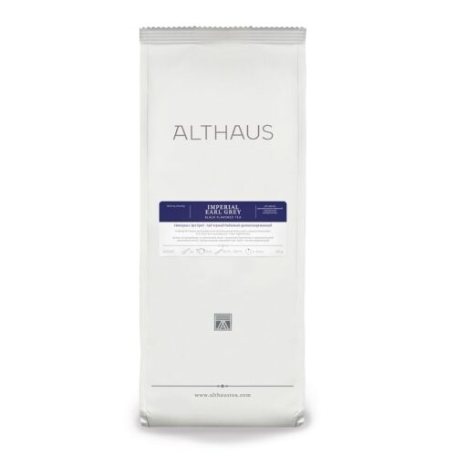 Althaus Imperial Earl Grey must tee 250g